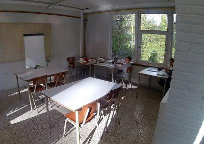 Salle d'étude primaire
